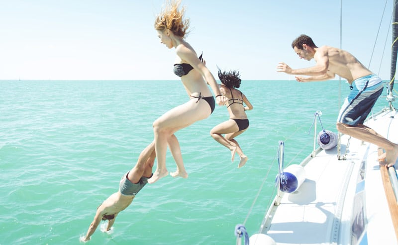 Be happy on a Boatsetter Boat Rental!