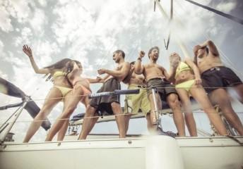 Tortugua Music Festival Boat Rental