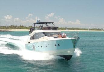 bareboat charter provisioning
