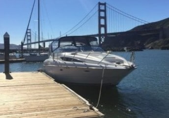 boat rental San Fran area