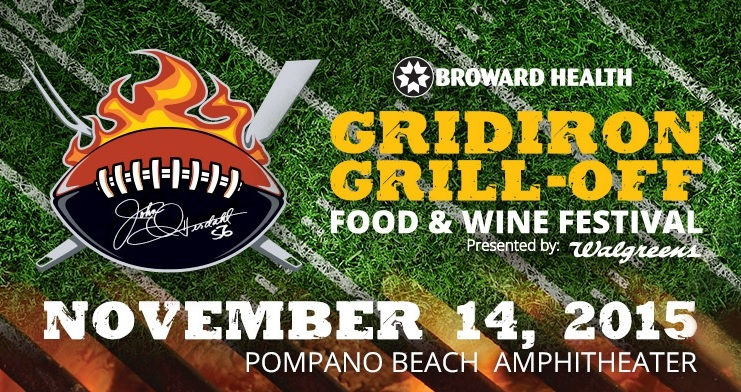 Gridiron Grill Off 2015