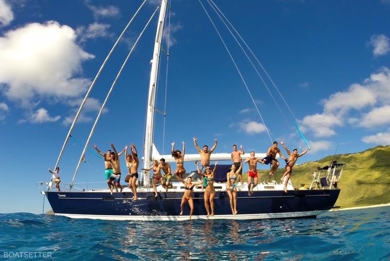guilt-free boat rentals