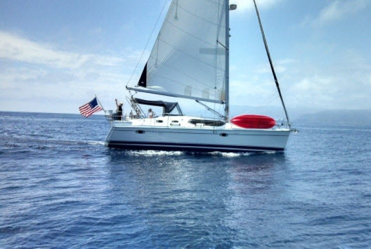 deck boat rental newportbeach ca