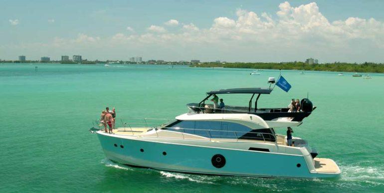 vacation yacht rentals