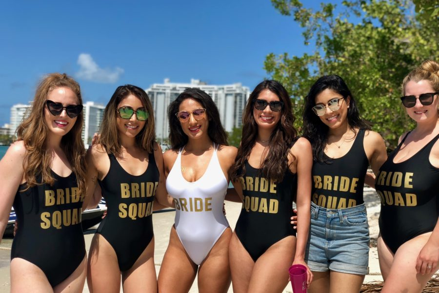 Bachelorette Party Boat Rental