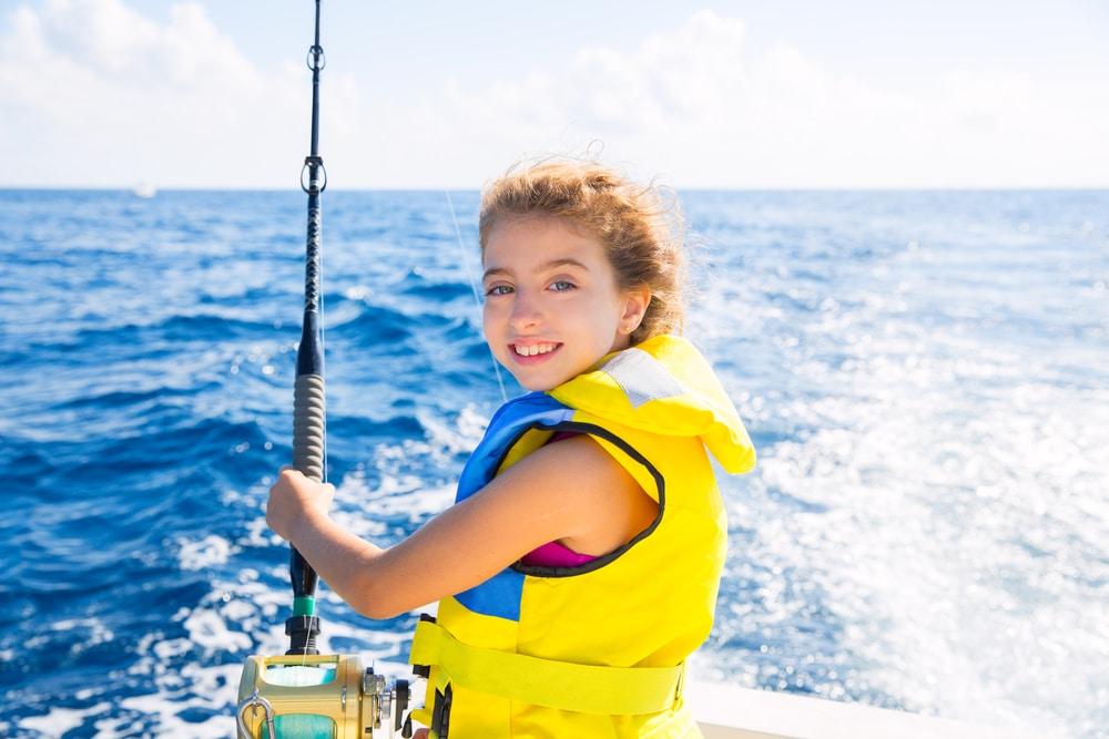 Kid boat