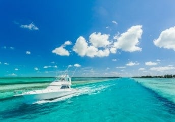 Bahama boat rental