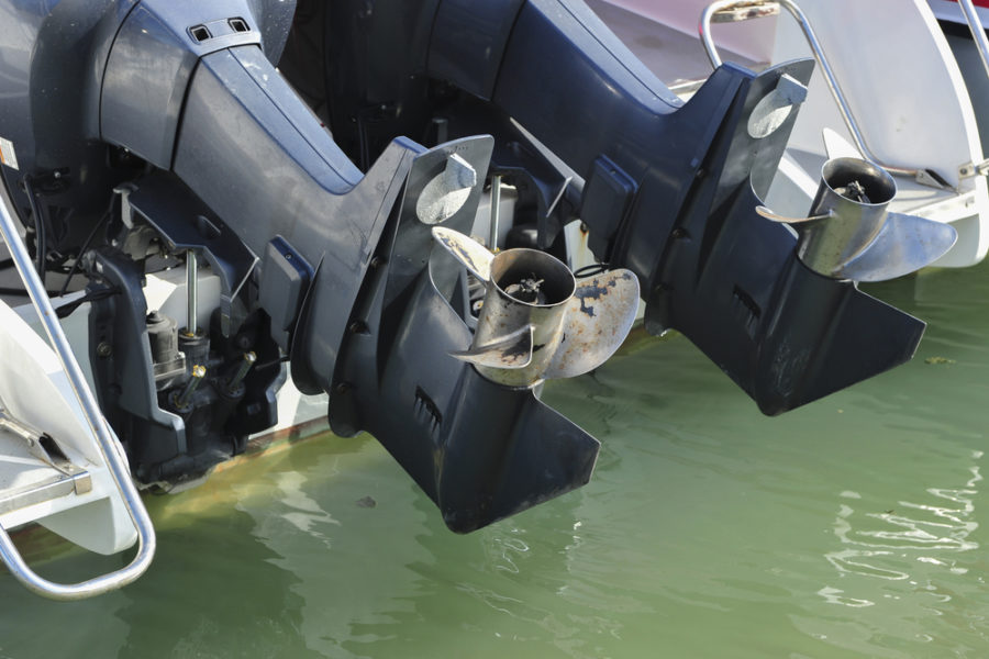 Buying a boat motor