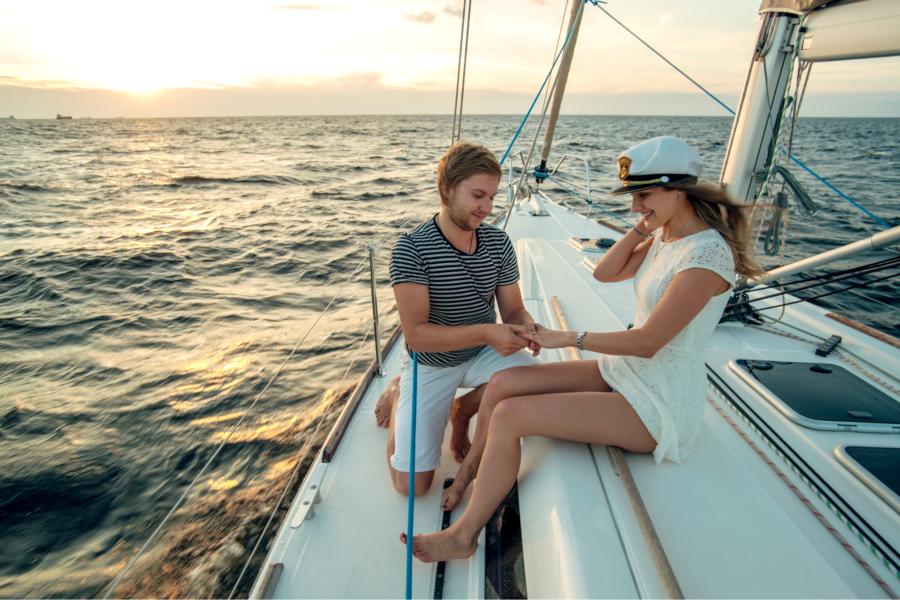 Boat proposal ideas