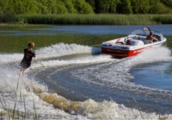water skiing for beginners