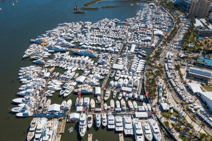 Boat Shows and buying boats