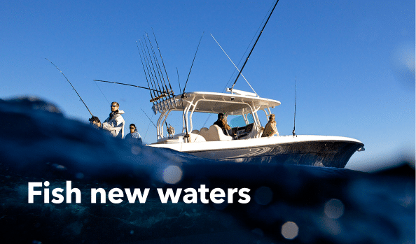 Fish new waters with Boatsetter Fishing