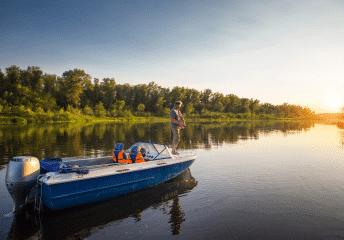 best fresh water fishing boats