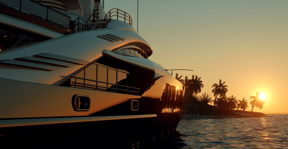 how to rent a yacht