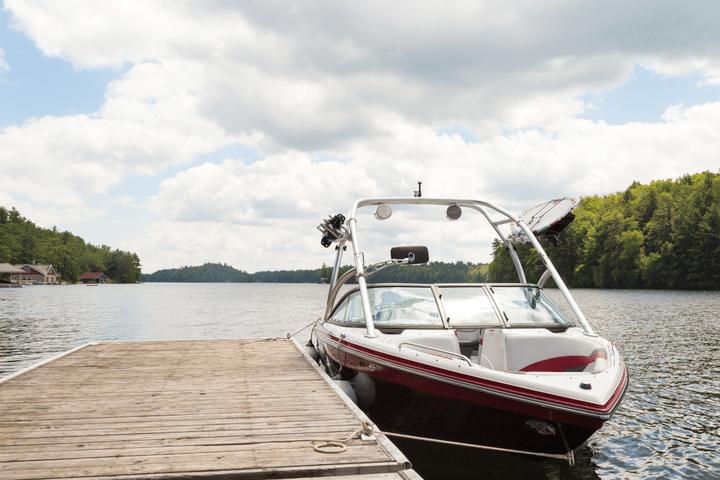 wakeboarding boat rentals